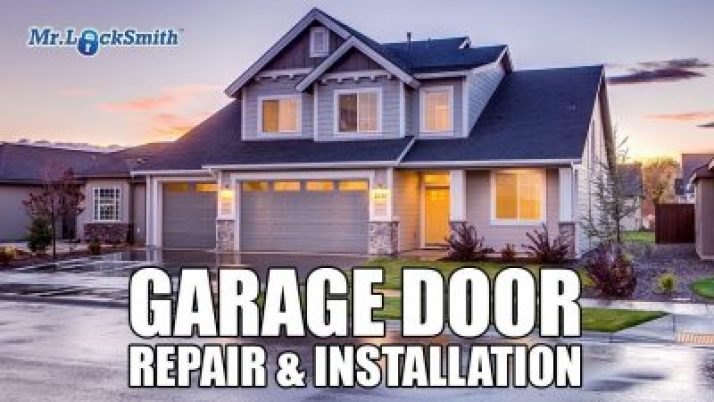 Mr. Locksmith Garage Door Repair