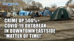 COVID-19 Outbreak : Crime up over 500+ percent Covid-19 Pandemic Outbreak in Downtown Eastside Matter of Time! | Mr. Locksmith™