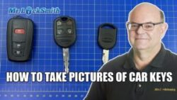 How To Take Pictures of Car Keys | Mr Locksmith™